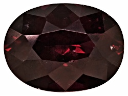 G1V233<br>Arizona Anthill Garnet Min .80ct 7x5mm Oval