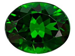 CDV057<br>Russian Chrome Diopside Min 2.50ct 10x8mm Oval