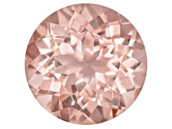 MGR067<br>Mozambique Cor-de-rosa Morganite(Tm) Avg 9.00ct 14mm Round