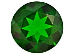 CDR446<br>Russian Chrome Diopside Minimum 1.75ct 8mm Round