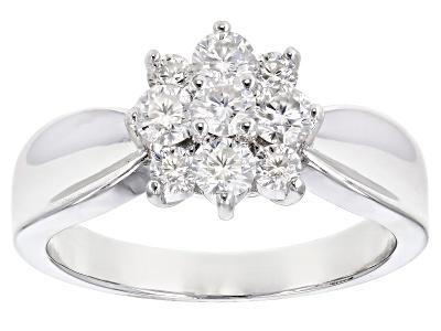 Moissanite Fire Tm 70ctw Diamond Equivalent Weight Round