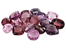 GP5534<br>Parcel Of Burma Spinel 10.00ctw Mixed Shape And Size
