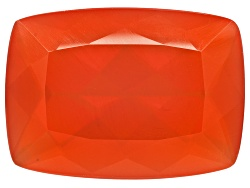 FOC333<br>Colheita Fire Opal(Tm) Brasa Color Avg 4.50ct 14x10mm Rectangular Cushion