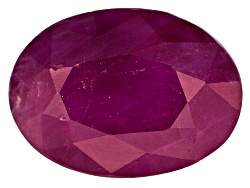 RBV363<br>Burma Ruby Min 1.00ct 7x5mm Oval