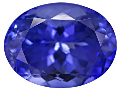 NTV271<br>Tanzanite Min 1.25ct 8x6mm Oval