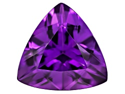 AST134<br>Untreated Amethyst Avg 1.85ct 9mm Trillion