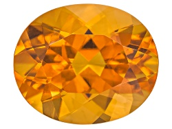 CSV008<br>Madeira Citrine Avg 4.00ct 12x10mm Oval