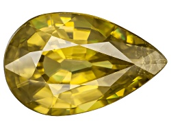 SPP052<br>Madagascan Sphene Min 2.00ct Mm Varies Pear Shape