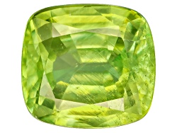 SPC444<br>Madagascan Sphene Min 1.25ct Mm Varies Rectangular Cushion