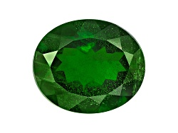 DIV023<br>Russian Chrome Diopside Avg 4.25ct 12x10mm Oval