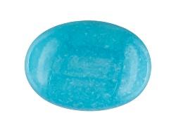 TQV030<br>Sleeping Beauty Turquoise 14x10mm Oval Tehya Oyama Turquoise(Tm)