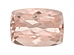 MGC451<br>Cor-de-rosa Morganite(Tm) Avg 7.75ct 15x11mm Rectangular Cushion