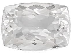 PCC025<br>Pakistani Pollucite Min 11.15ct Mm Varies Rectangular Cushion