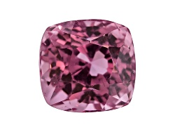 SLC107<br>Burmese Pink Spinel Min 1.50ct 6x6mm Square Cushion