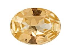 GAV247<br>Tanzanian Golden Garnet Min 1.00ct 8x6mm Oval