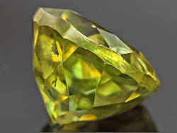 OBR452<br>Madagascan Sphene Min 1.00ct 6.5mm Round
