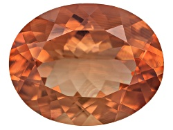 SN049<br>Red Oregon Sunstone From Butte Mine 1.90ct Minimum 10x8mm Oval Mixed Cut Color Varies