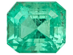 EXK2218<br>1.82ct 7.49x6.56mm Emerald Cut Colombian Emerald