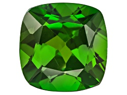 CD069<br>Russian Chrome Diopside Minimum 1.75ct 7mm Square Cushion