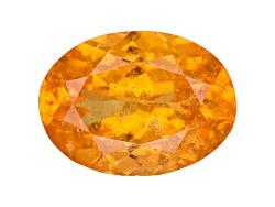 SP021<br>Serengeti Spessartite Garnet 1.00ct Minimum 7.5x5.5mm Oval